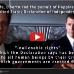 """""""Life, Liberty and the pursuit of Happiness"""" It's not about hotdogs folks!"""